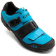 Giro Terraduro Shoes Men blue jewel/black